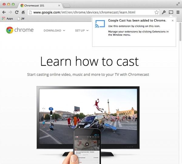 mirror mac naar tv zonder apple tv