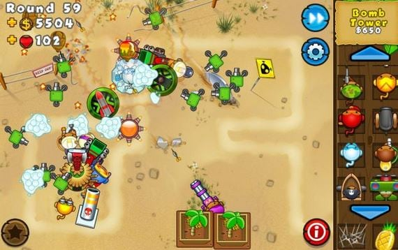 Bloons TD 5 Strategy Guide: