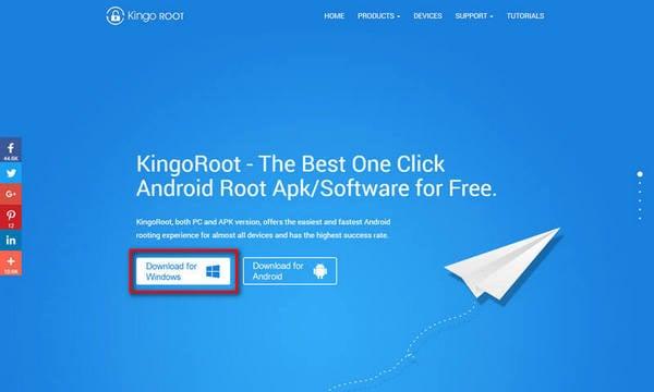 root sony xperia z1 with kingoapp