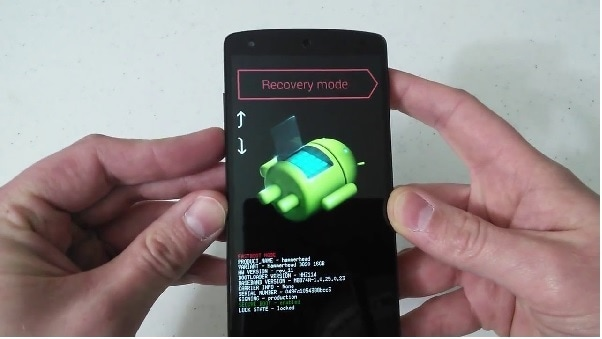 root nexus 4 met sdk tool