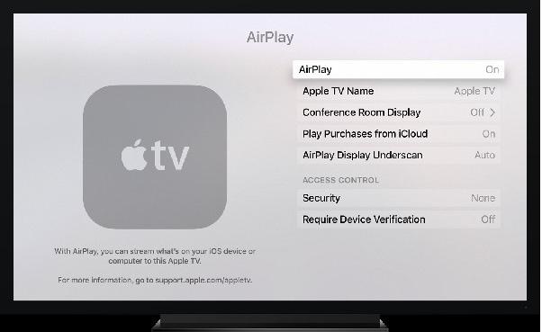 repareer airplay geen apparaat gedetecteerd fout