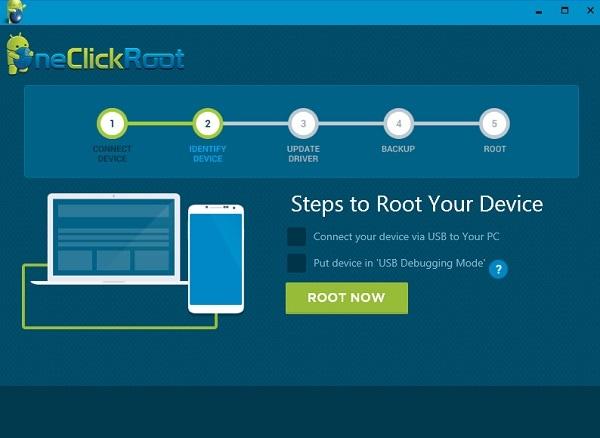 root sony met oneclickroot voor android