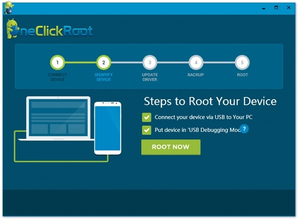 root sony with oneclickroot for android