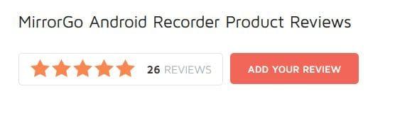 mirrorgo gebruiker beoordelingen