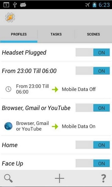 android tasker