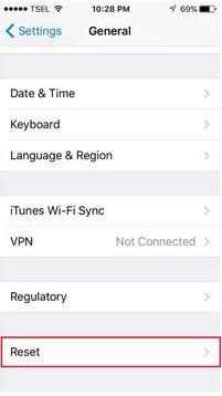iPhone Voicemail funktioniert nicht zu beheben beginnen