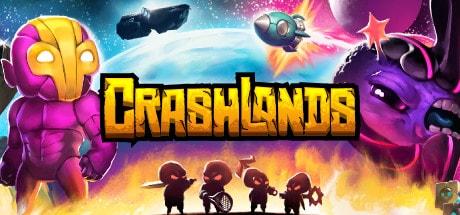 Beste nieuwe iOS Games - Crashlands
