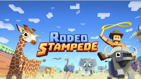 Rodeo Stampede – Sky Zoo Safari