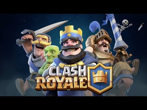 Best New iPhone Games - Clash Royale