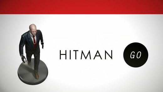 Best iPhone Games-Hitman Go