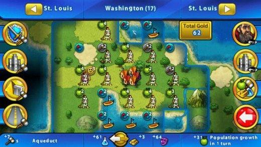 Best iPhone Games - Civilization Revolution