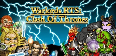 Beste iPhone Games - Warlords RTS