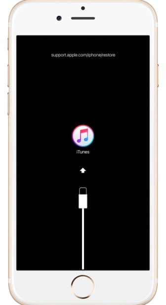 itunes error 50-Restore Your iPhone via iTunes