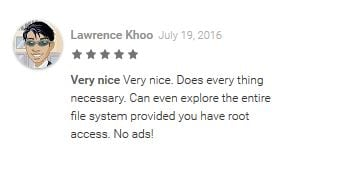 root explorer user review