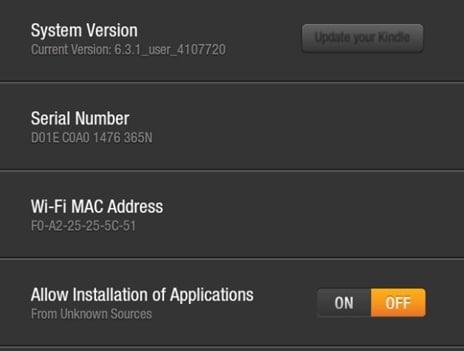 installatie toestaan van applicatie