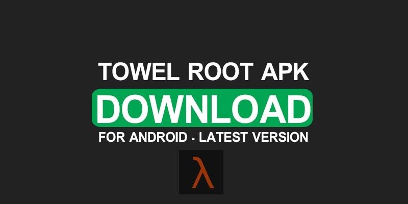 towel root