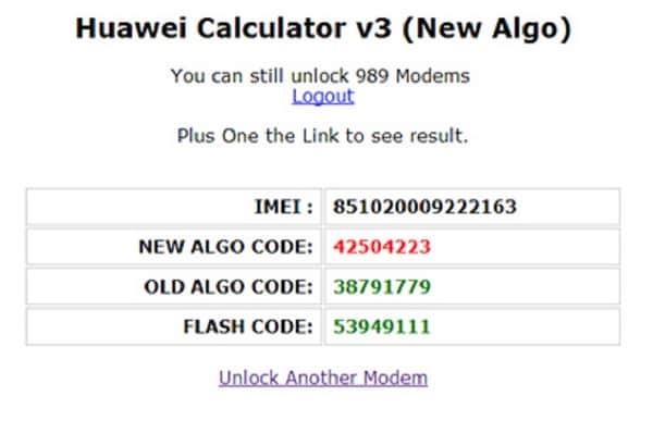 huawei e303 modem entsperren
