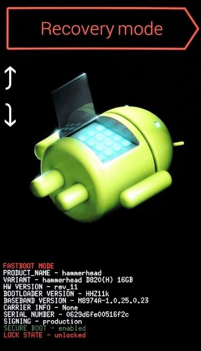 factory reset to remove htc lock screen
