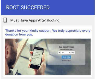 root lg devices