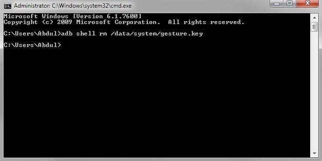 get into locked lg phone - alternative code