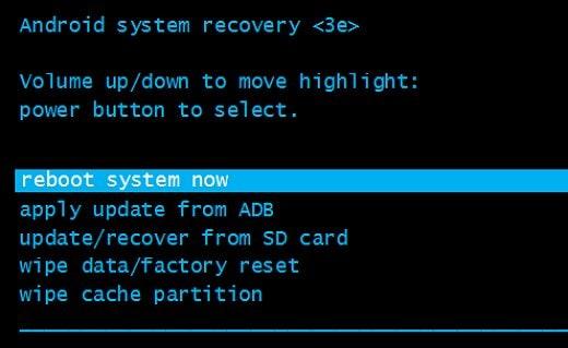 System jetzt neu starten