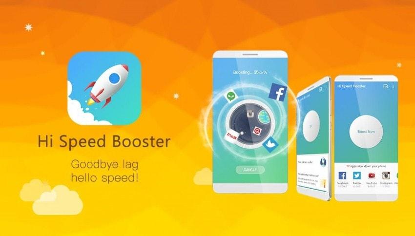 hi speed booster