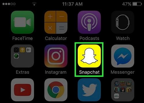 snapchat-symbol