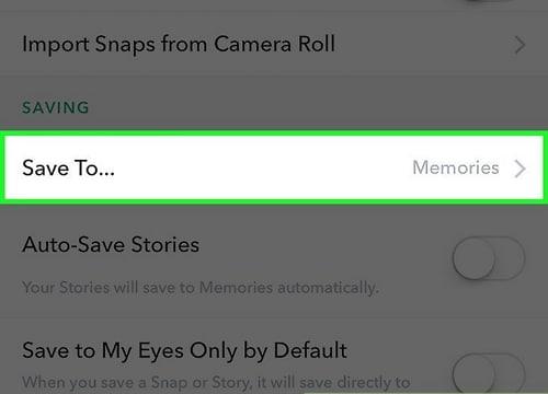 snapchat-memorys