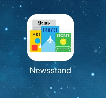 how to free up storage on iphone-newsstand apps