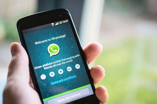 WhatsApp stopped working due to old version
