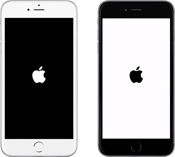 Bleibt beim Apple-Logo hängen