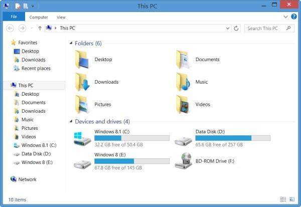 launch file explorer