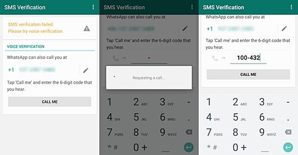 إصلاح مشاكل WhatsApp-عدم استلام رمز التنشيط