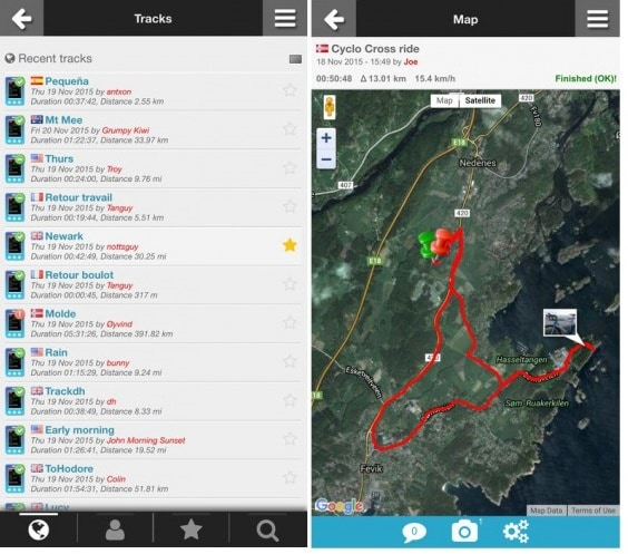 iphone tracking app-LocaToWeb