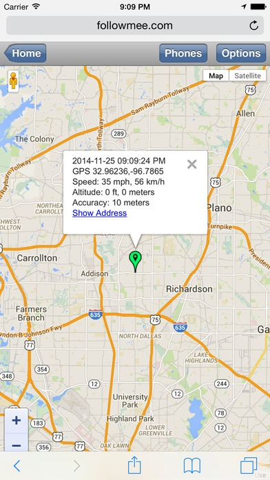 iphone tracking app-GPS Location Tracker
