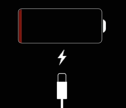 iphone Batterie schwach