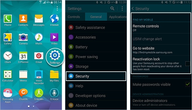 samsung odin mode-turn off reactivation lock