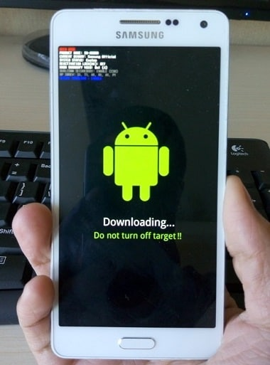 android download mode
