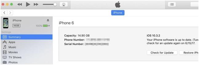 restore iphone/ipad