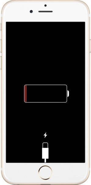 fix iphone turning off