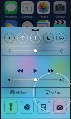 iphone speaker not working-turn off airplay