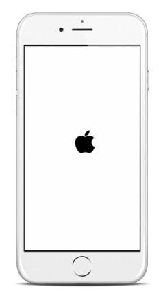 iphone 7 problems - stuck on apple logo