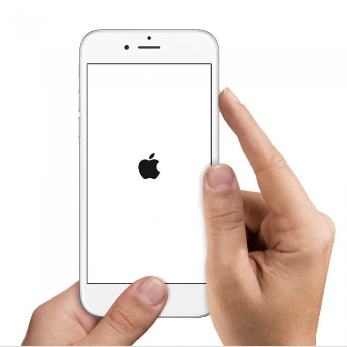 force restart iphone to fix iphone crashing