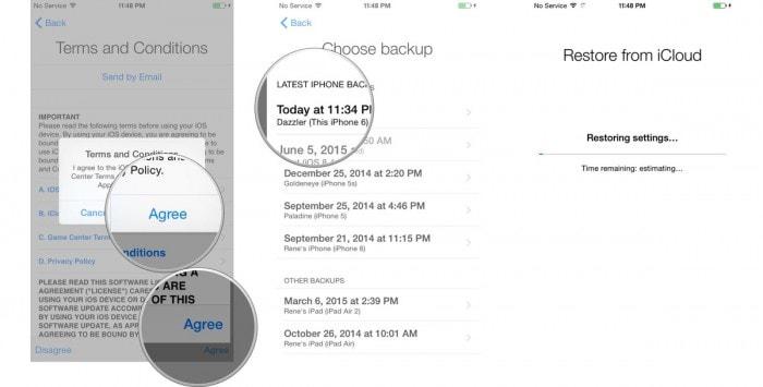 4 Modi per Trasferire Contatti da iPhone ad un nuovo iPhone 7/7 Plus/8