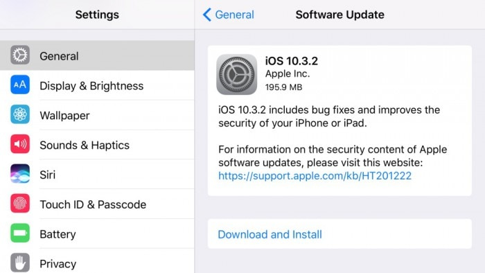 update iphone software wirelessly