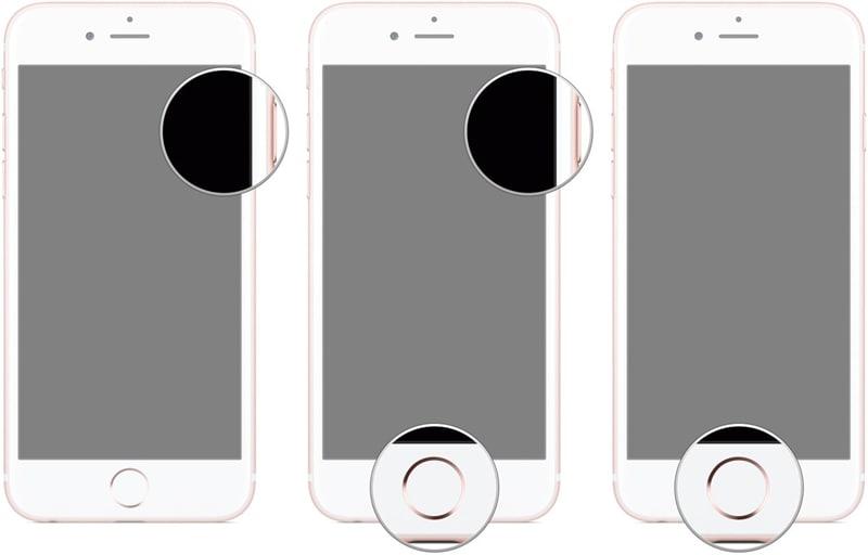 boot iphone in dfu mode