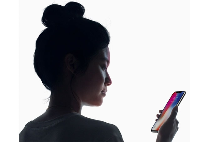 iPhone x Biometrie