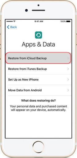 Come Trasferire i Dati dall'iPhone 6 (Plus) all'iPhone X/iPhone 8 (Plus)