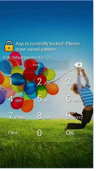 lock apps with fingerprint android-Perfect Applock