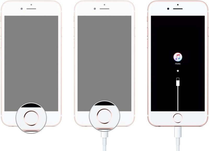 iPhone 6 im Wiederherstellungsmodus starten